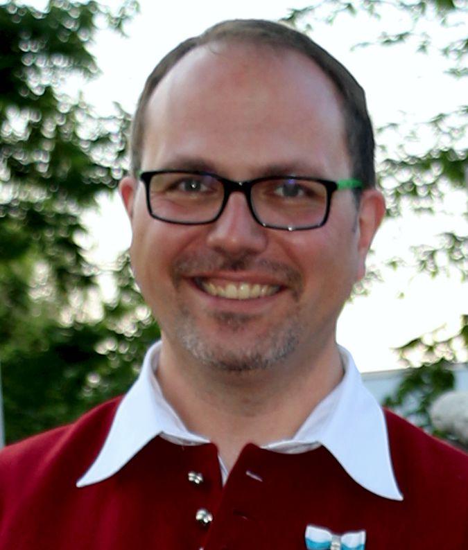 Markus Schubert portrait